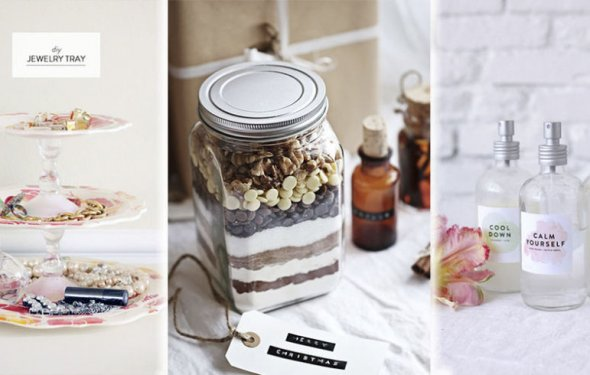 17 lovely DIY Christmas gifts