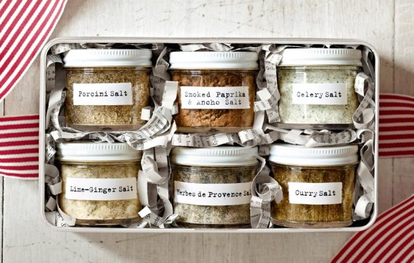 30 Homemade Food Gifts