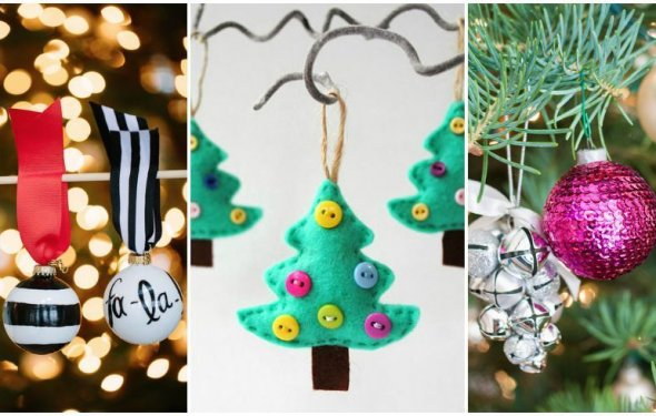 Christmas Homemade Crafts Ideas Needlework