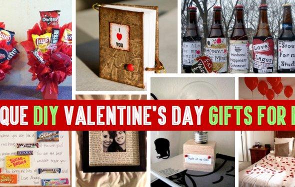 35+ Unique DIY Valentine s Day
