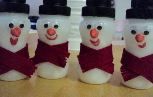 Really Easy Christmas Crafts