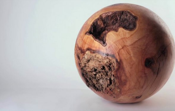 Big Wooden Ball Project on