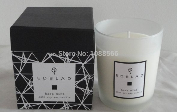 Scented Pure Soy Wax Travel