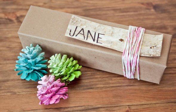 Creative Holiday Favor Ideas
