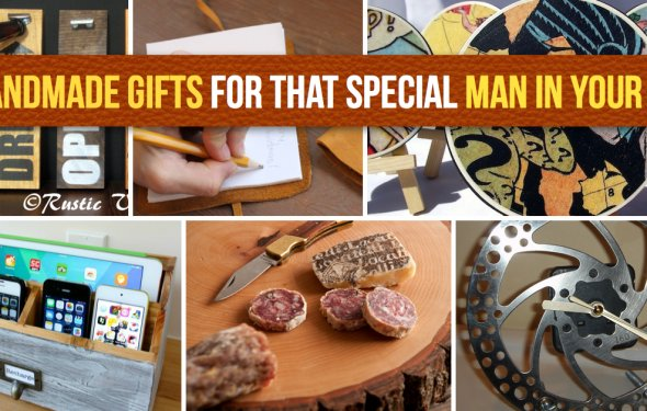 8 Handmade Gifts for That
