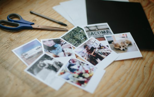 DIY photo gifts: Instagram