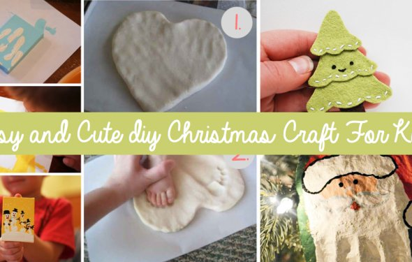 Easy and Cute DIY Christmas