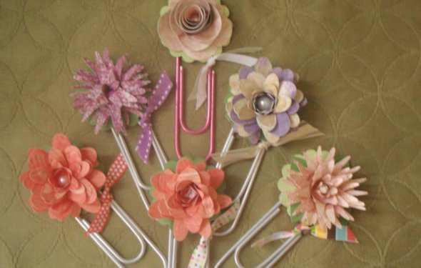 Paper Crafts: Paper Flower
