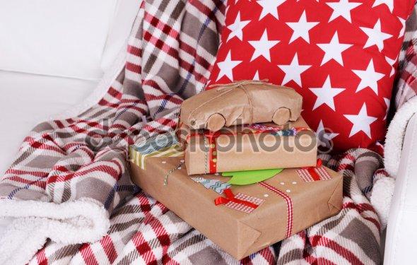 Hand-made Christmas gifts and