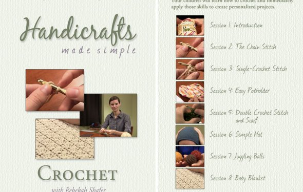 Handicrafts Made Simple