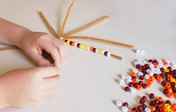 Bead Crafts For Kids