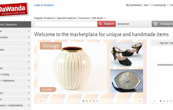 Sell Your Handcrafted Items To