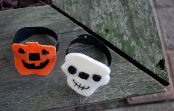 Halloween simple crafts