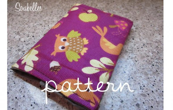 Super Easy Wallet Pattern