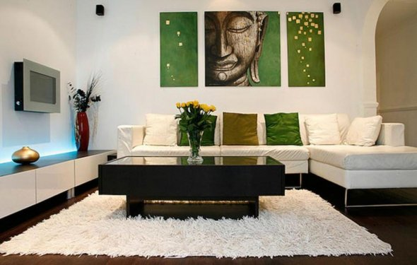 Wall art decor for living room
