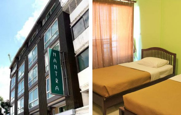 Cheap Hotels Silom Bangkok