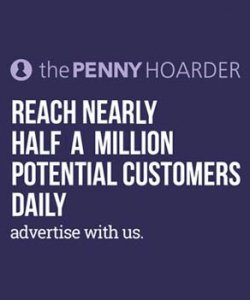 Advertise with The Penny Hoarder
