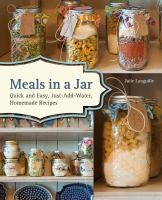 Cover of the book Meals in a Jar