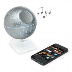 Death Star_Bluetooth Speaker