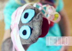 DIY Sock Puppet