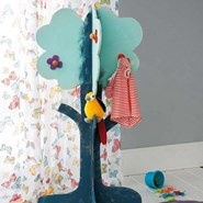 Handmade Children's Hanger-Tree