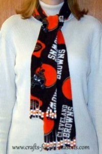 Image of No Sew Scarf