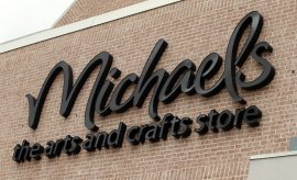 Michaels arts and crafts retailer