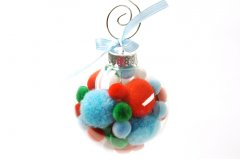 PomPom DIY Ornament