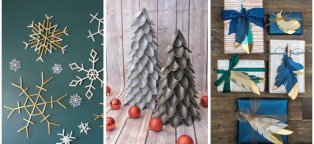 Free Christmas Craft ideas for adults