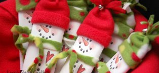 Ideas for Christmas Crafts Homemade