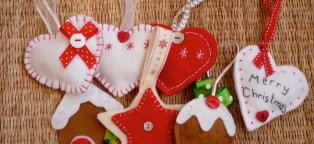 Small Christmas Crafts ideas