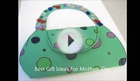 Best Gifts Ideas for Mothers Day 2014| Homemade Gift Ideas