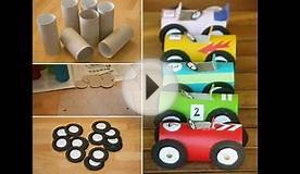 Easy DIY Toilet paper rolls crafts ideas