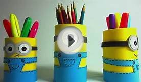 [How To Make Handmade] Gift For Kids Cute Holder