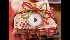 Kids christmas craft making gift ideas