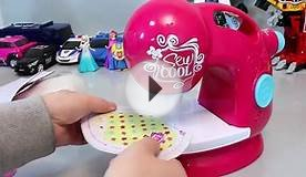 Kids Toys Sew Cool Sewing Needle Felting Toy for Kids