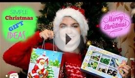 Simple Christmas Gift Ideas~Ideal For Your Close Friends