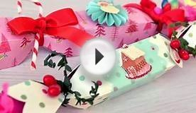 Sizzix Easy Simple Christmas Crafts Ideas With Brenda Walton
